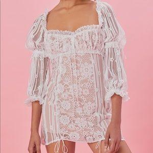 For Love & Lemons Monroe Dress